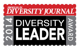 Diversity Leader logo