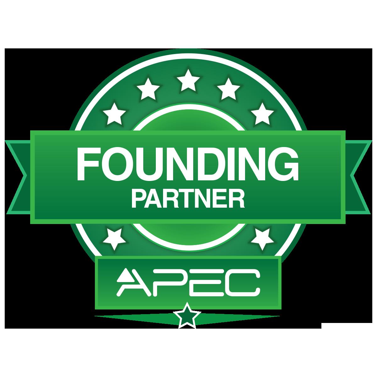 APEC Founding Partner Badge